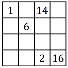 Magic Squares - Dobmaths Games and Number Puzzles